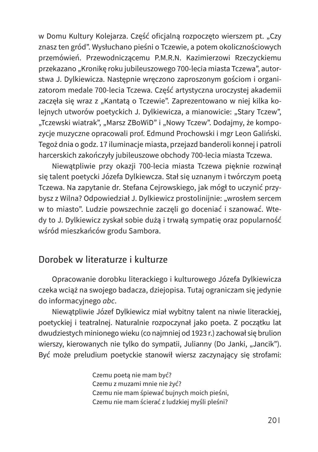 Teki Kociewskie Zeszyt 10 By Skarbnica Kociewska Issuu