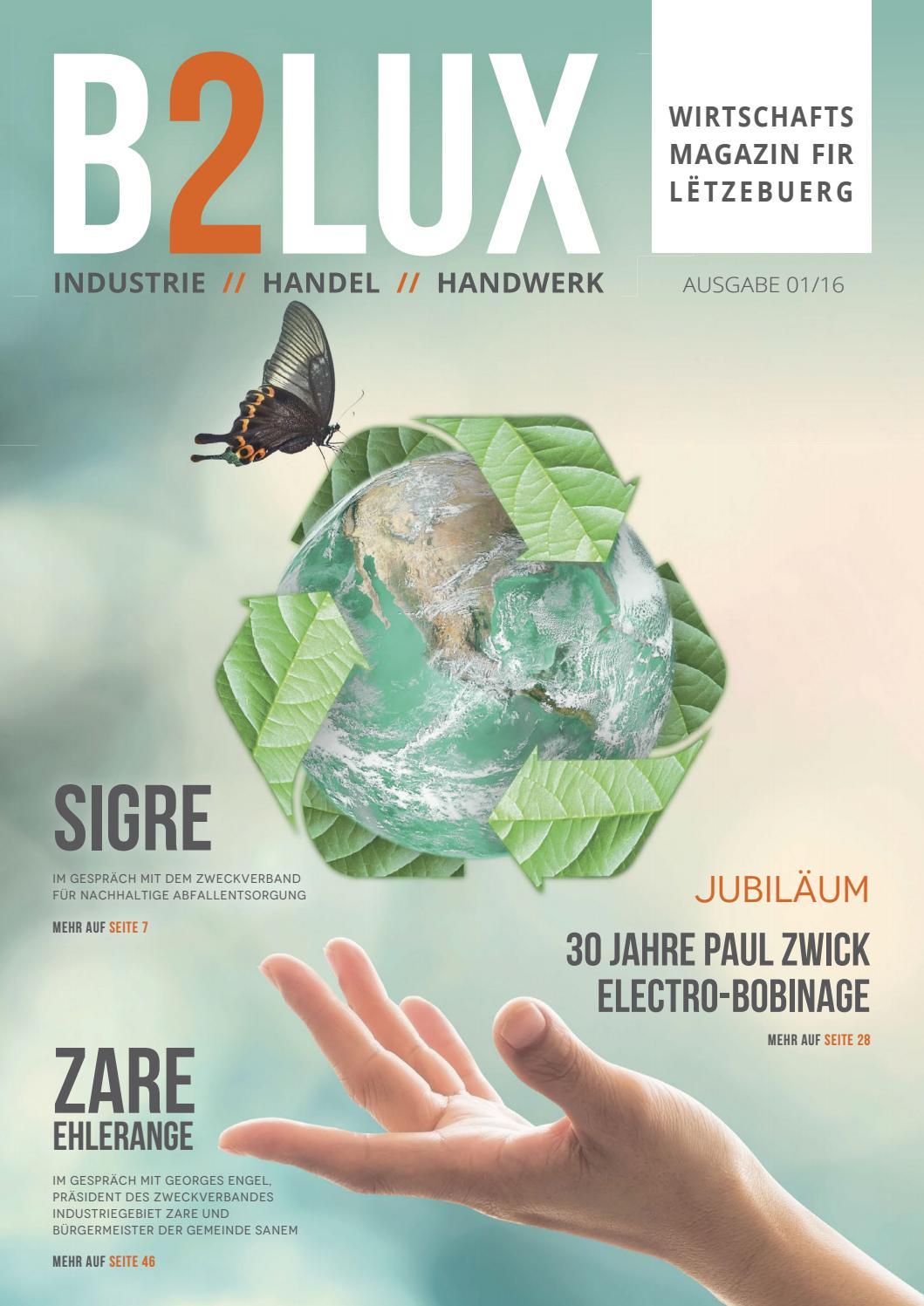 B2lux by Medienhaus Luxembourg Sárl - issuu