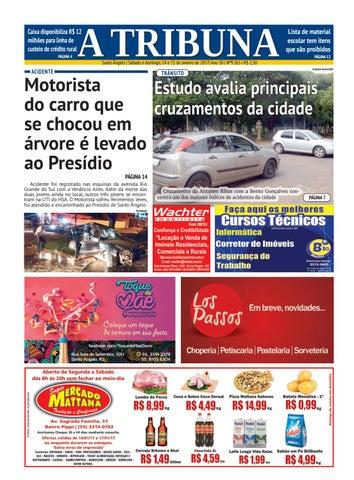 e25cd4595 Jornal a tribuna 14 e 15 de janeiro de 2017 by Jornal A Tribuna ...