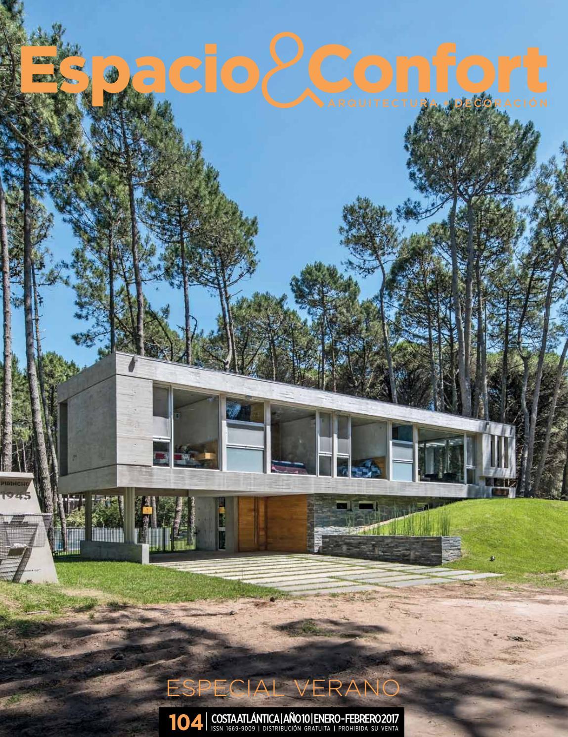 104 costa verano 2017 by Revista Espacio&Confort - Arquitectura + ...