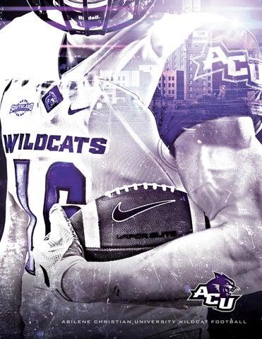 ACU Wildcat Football Recruiting Guide by Abilene Christian ... 87cf21b22