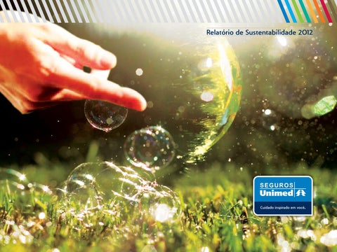 Seguros unimed relatório de sustentabilidade 2012 (páginas simles ... 2ea4e41db05af