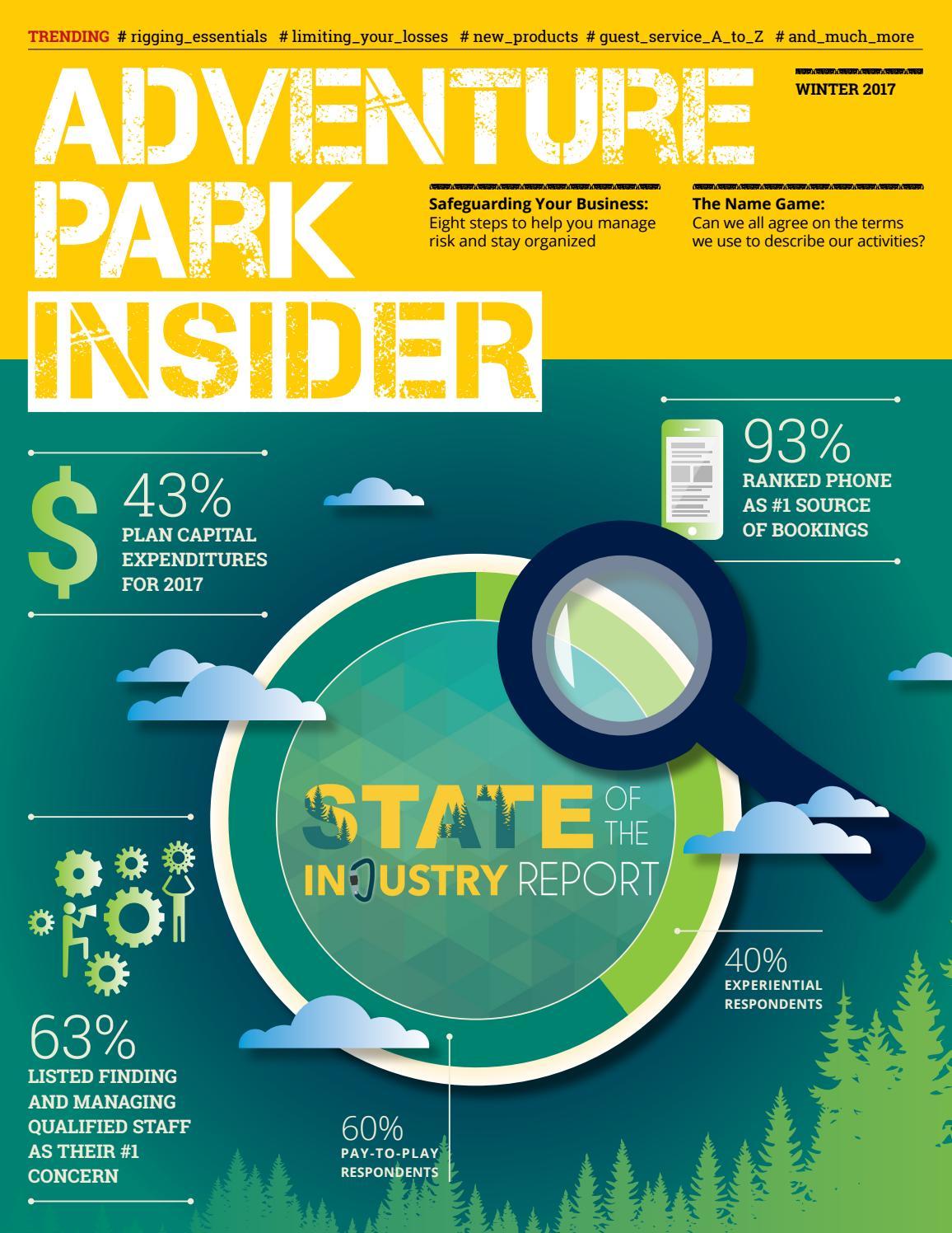 Adventure Park Insider Winter 2017 by Beardsley Publishing - issuu