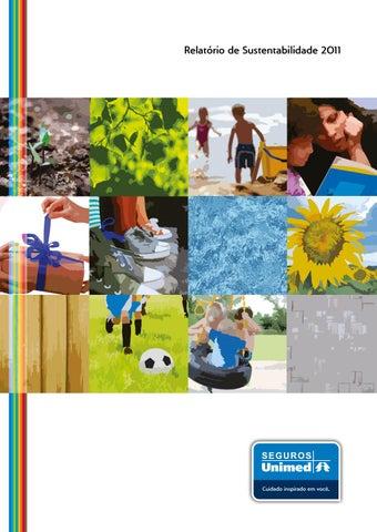 Seguros unimed relatório de sustentabilidade 2011 (páginas simples ... 2fe06c218120b