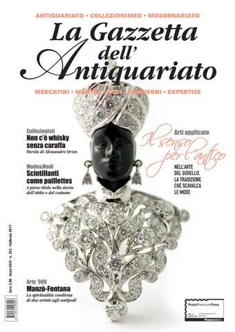 La Gazzetta dell Antiquariato n. 253 Febbraio 2017 by La Gazzetta ... ad88e091df2