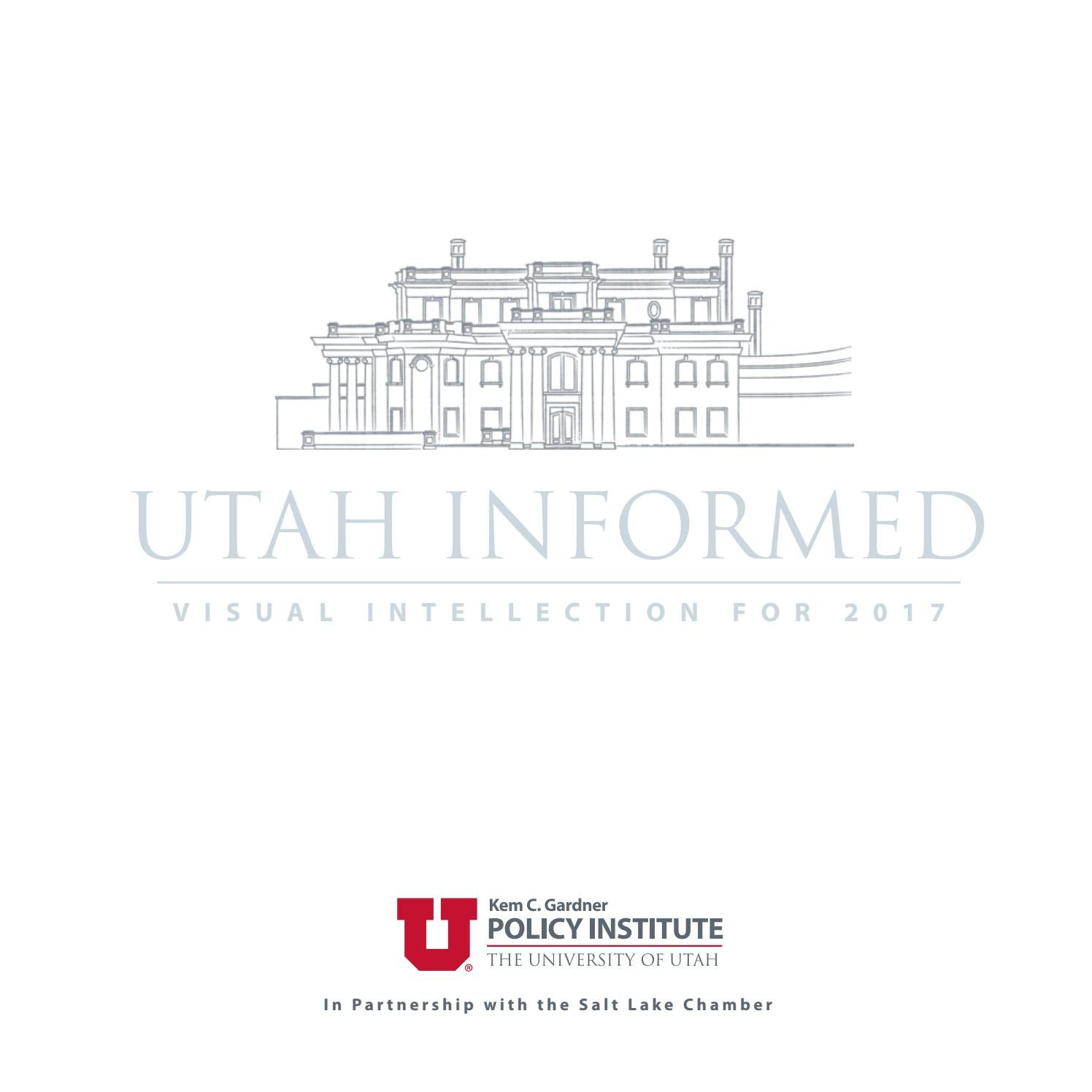 Utah Informed Visual Intellection for 2017 by David Eccles