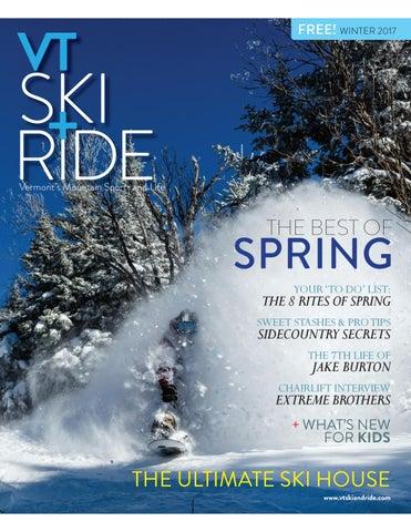 f721cbb4f Vermont Ski + Ride, Winter 2017 by AddisonPress - issuu