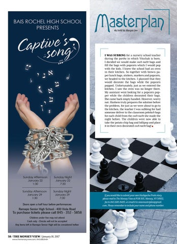 Issue 83 By The Monsey View Issuu