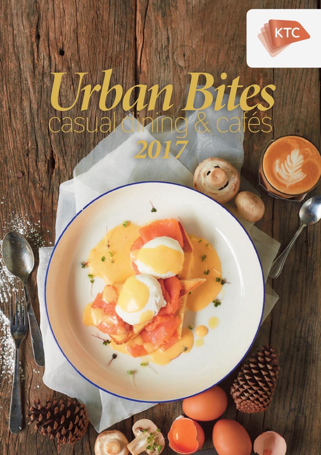 KTC Urban Bites by Asia City Media Group (Thailand) - issuu