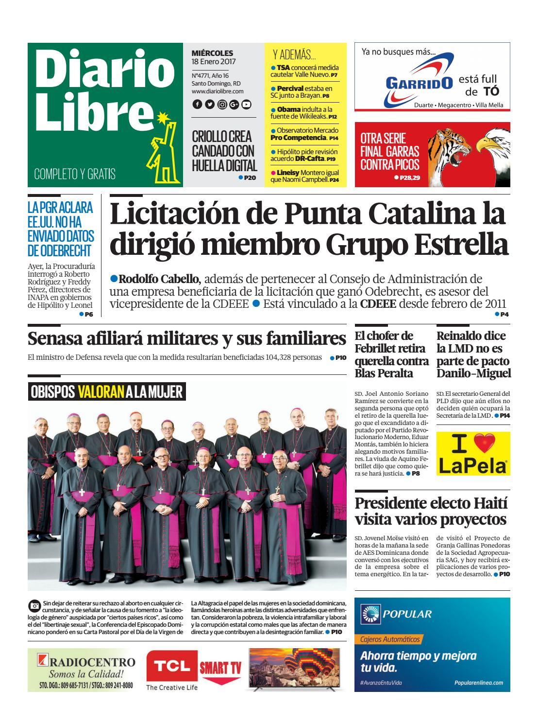 Diariolibre4771 by Grupo Diario Libre, S. A. - issuu