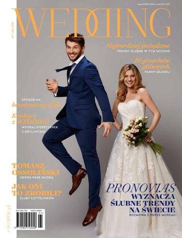 1992347a Ślubny Magazyn WEDDING nr 1/14/2016 by WEDDING - issuu