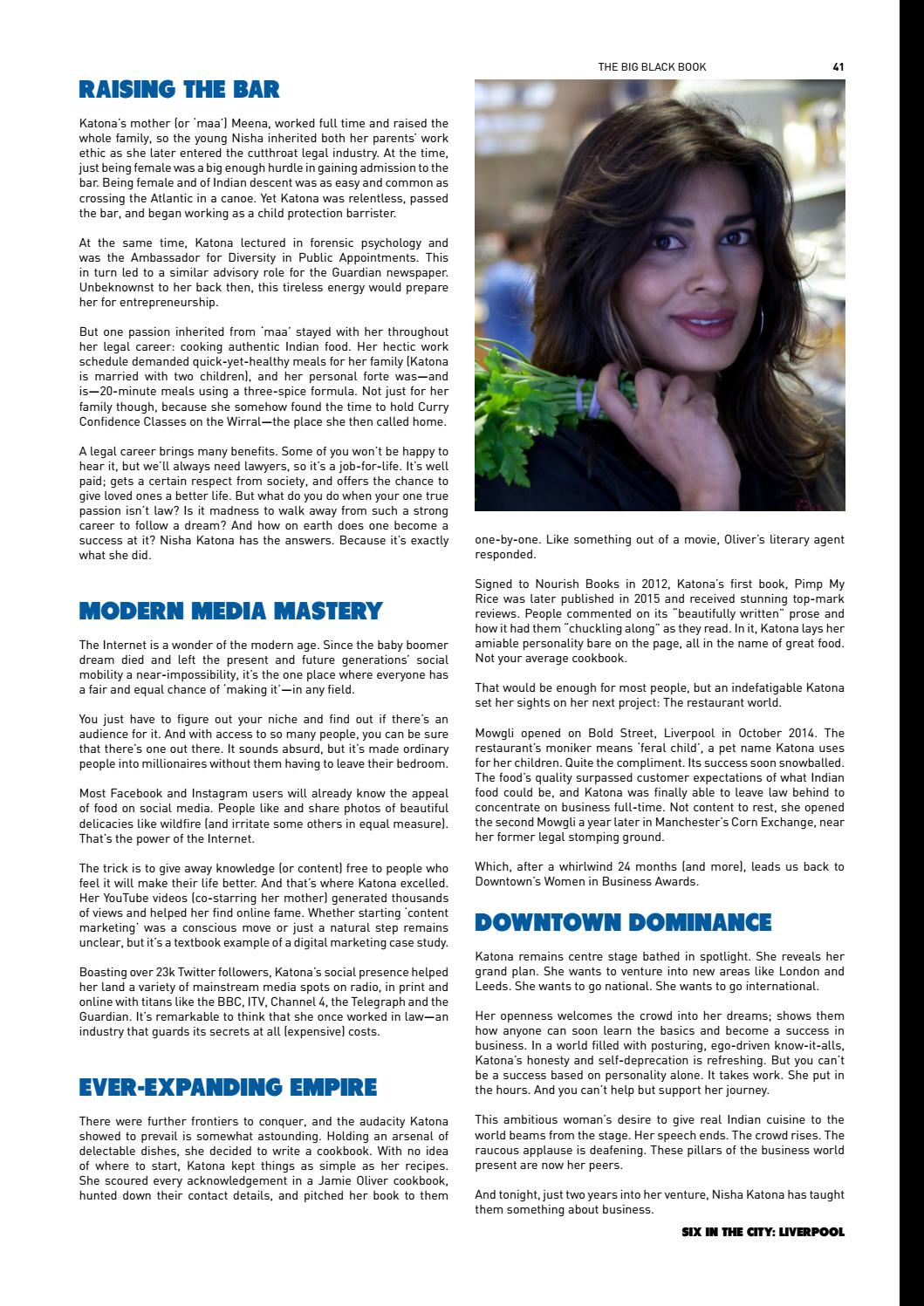 The Big Black Book 2017 by Downtown in Business - issuu