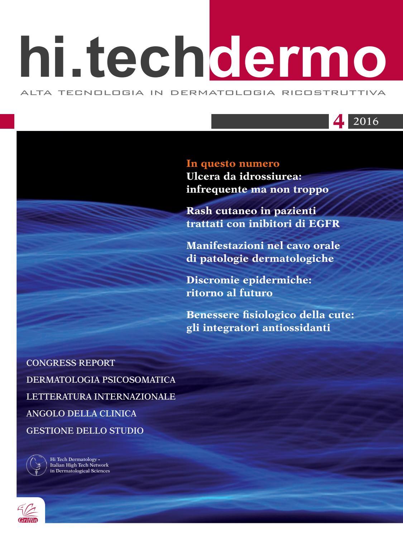 hi tech dermo 4/2016 by Griffin Editore - issuu