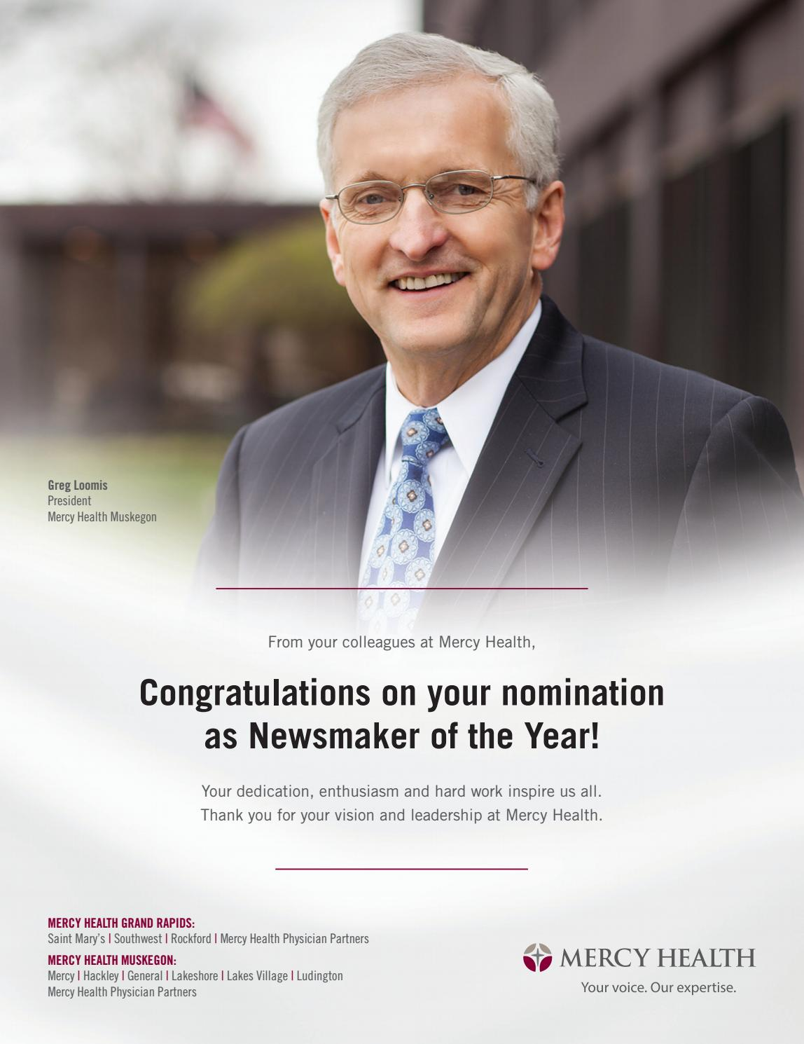 GRBJ - The Newsmakers of the Year - 2016 by Grand Rapids ...