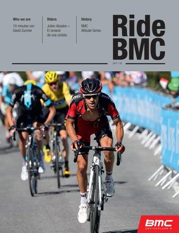 Catálogo Bmc 2017