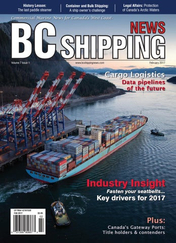 BC Shipping News - February 2017 by BC Shipping News - issuu