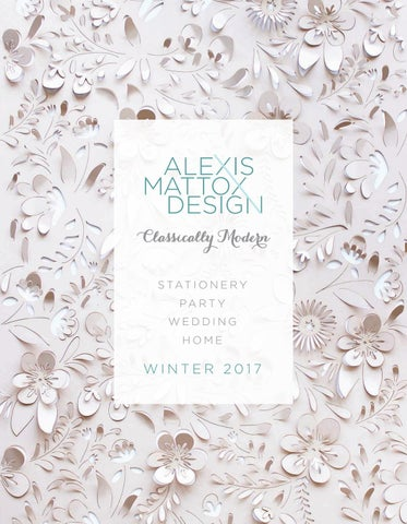 alexis mattox design wholesale catalog january 2017 by alexis mattox