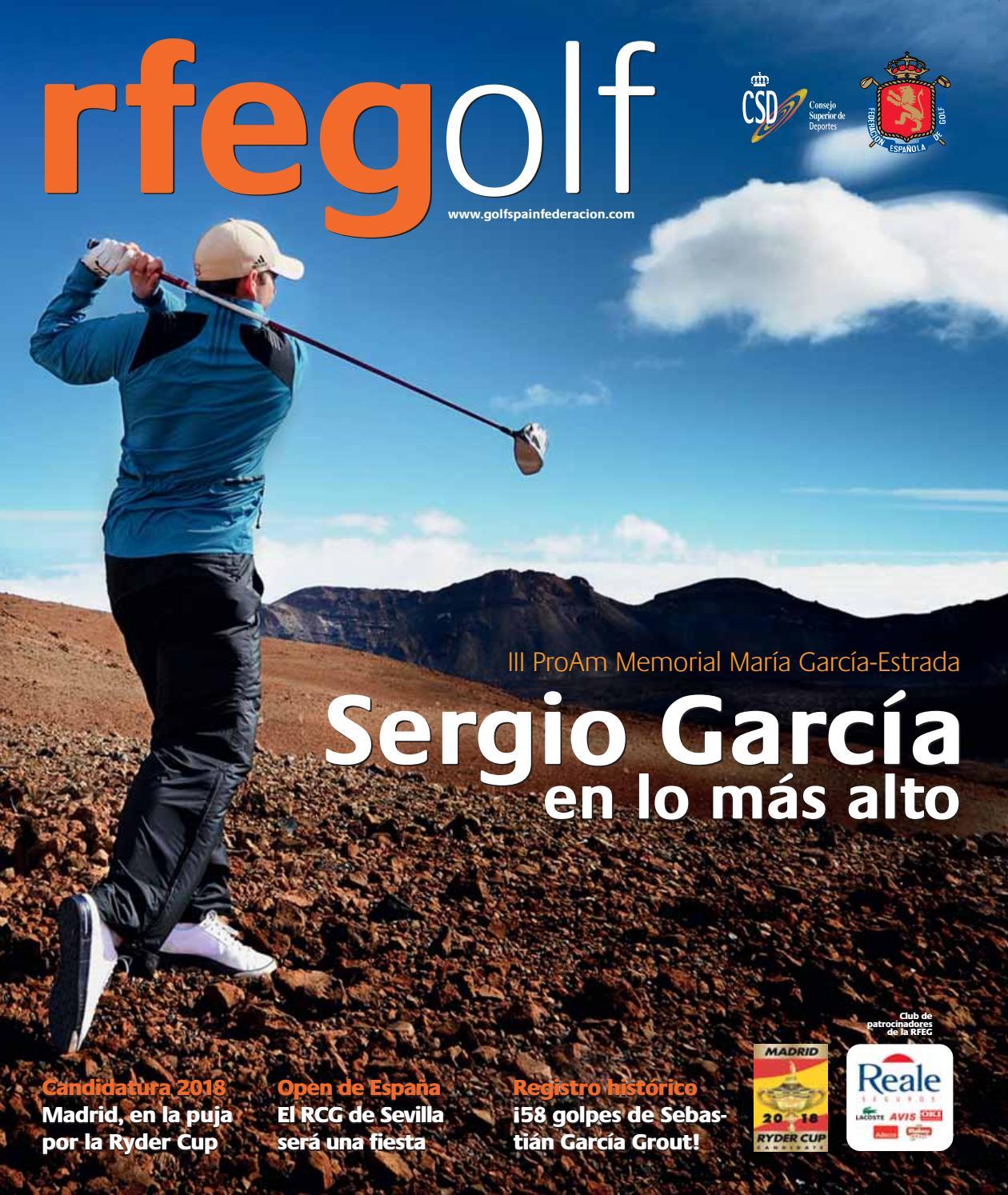 2010-MARZO-REFGOLF by Federación Aragonesa de golf - issuu