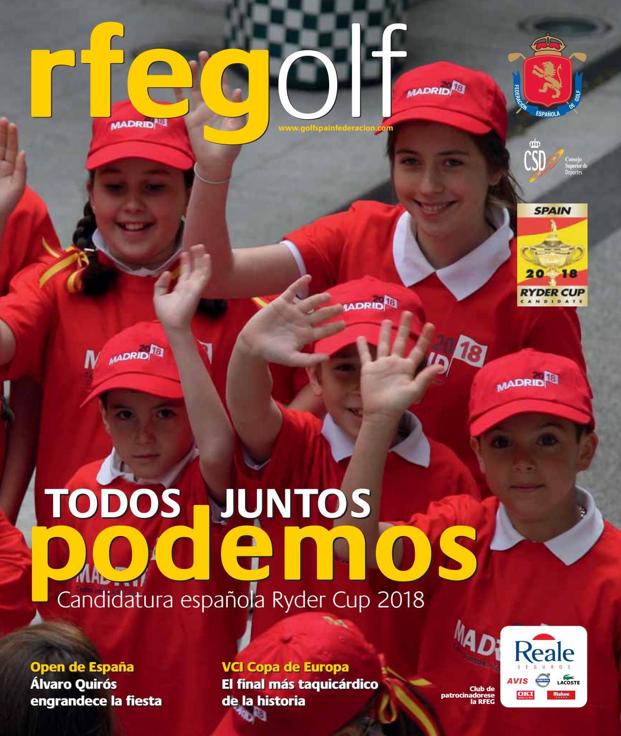2010-JULIO-REFGOLF by Federación Aragonesa de golf - issuu 70ce0c7f0de