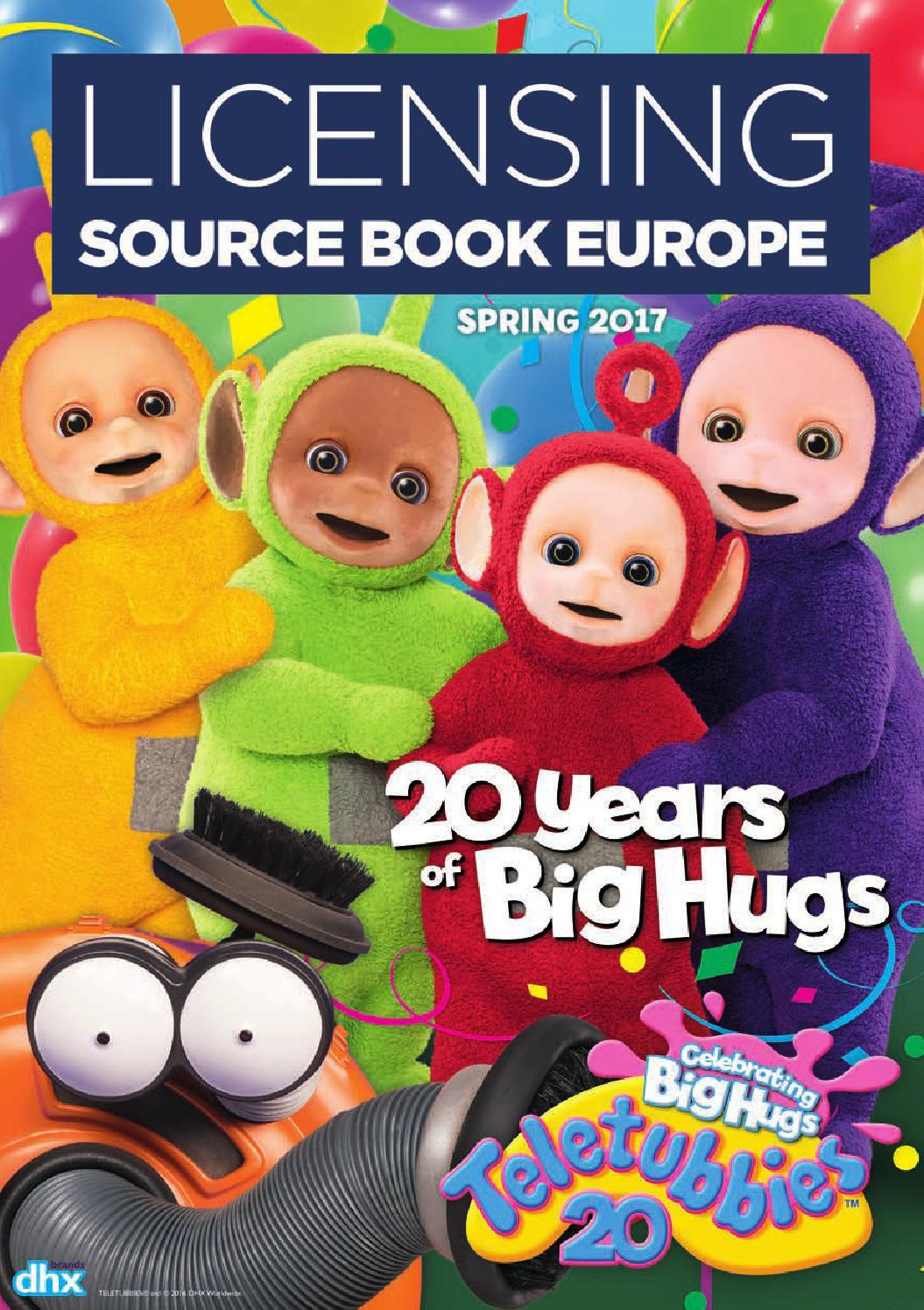 Licensing Source Book Europe Spring 2017 By Max Media Group Issuu