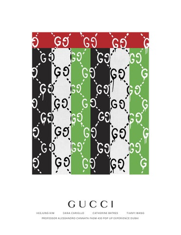 Gucci Arcade Dubai Pop Up Experience By Heejungkimm Issuu - Invoice template open office free gucci outlet online store authentic