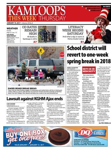 Kamloops This Week January 19, 2017