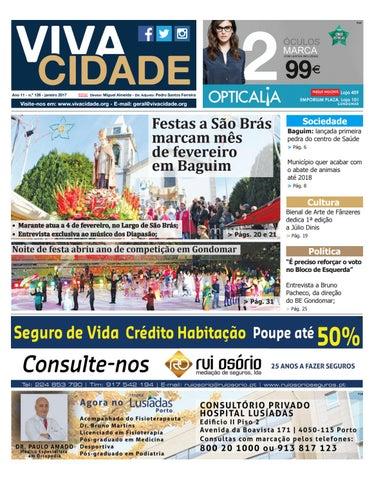 Edição de janeiro 2017 by Jornal Vivacidade - issuu 7549c1fb59a3