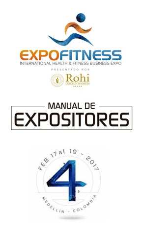 MANUAL DE EXPOSITORES 4 by Cristian Arenas - issuu