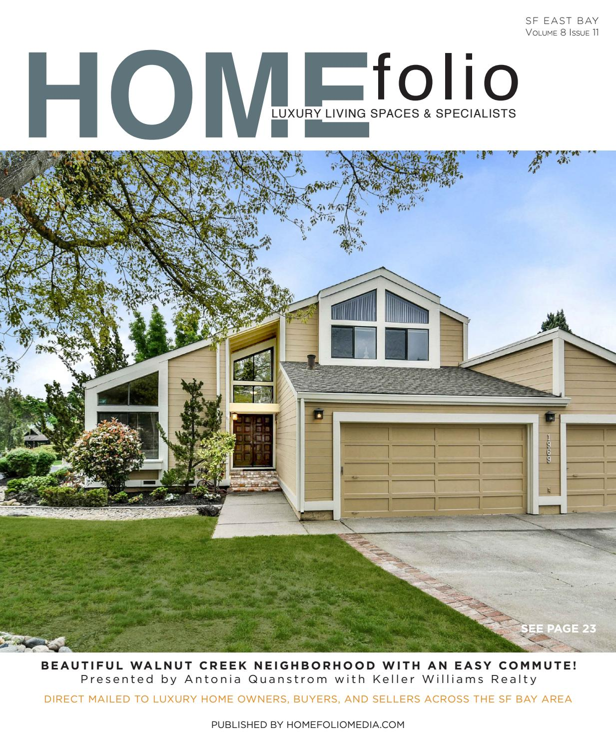 Orinda Oaks: HomeFolio: Walnut Creek Pleasant Hill Lafayette Moraga