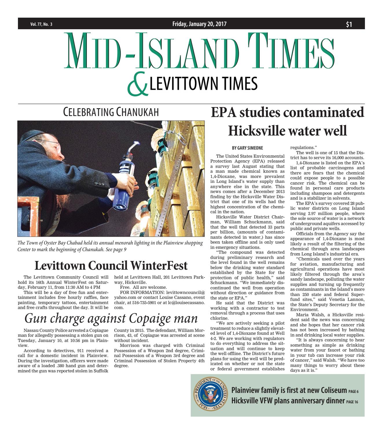 The Mid-Island Times & Levittown Times by Litmor Publishing - issuu