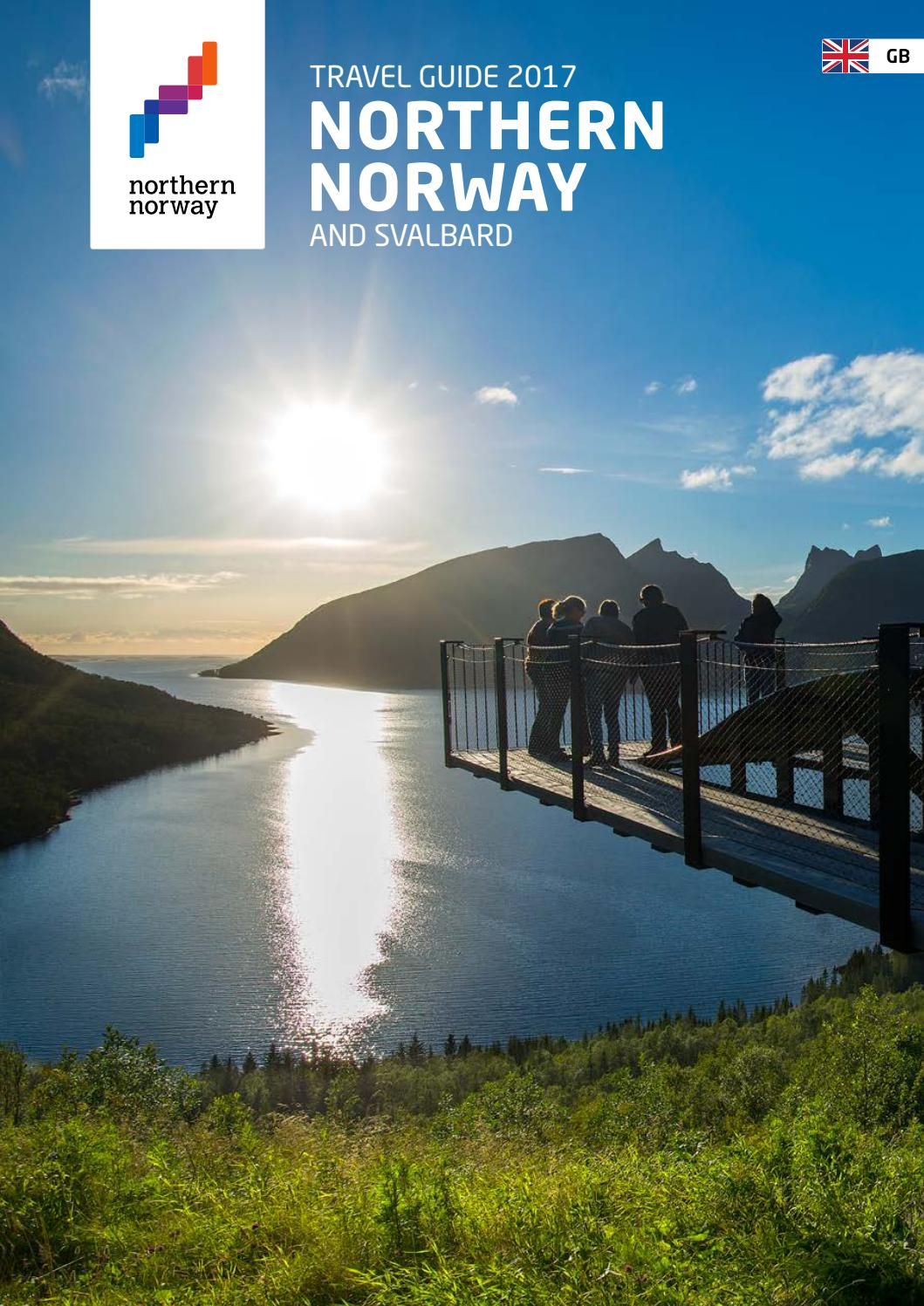 Travel Guide 2017 - ENGLISH by NordNorsk Reiseliv - issuu