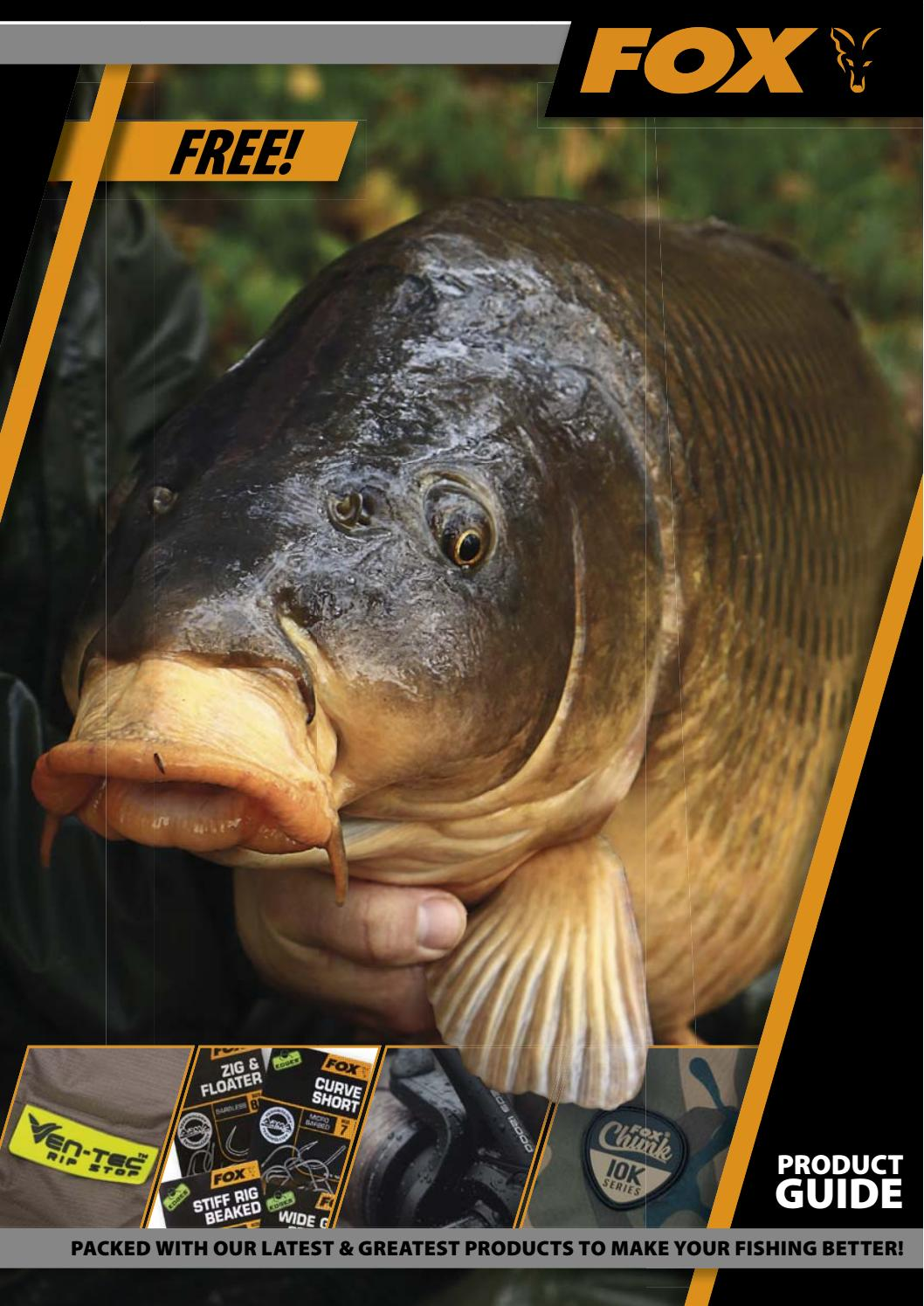 a831476df36 FOX Carp 2017 UK by FOX International Limited - issuu