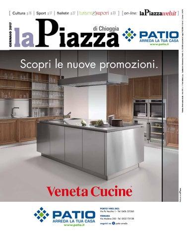 Chioggia genn2017 n1 by lapiazza give emotions issuu for Patio arreda