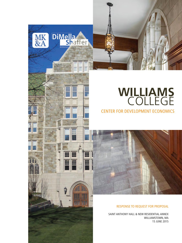 02 Williams College By Idamysroman Issuu