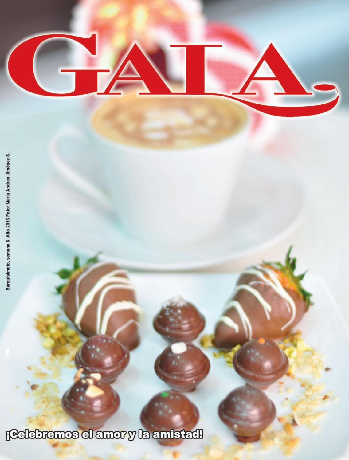 Andrea Jimenez Desnuda celebremos: gala 07/02/2016el impulso de gala - issuu