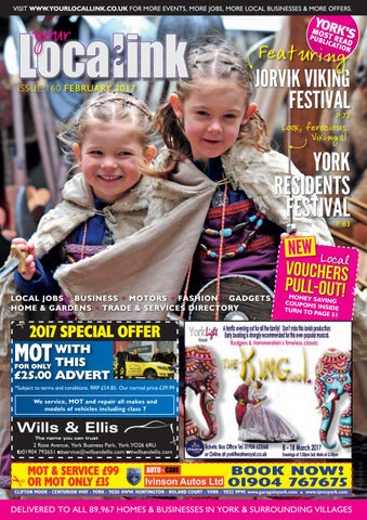 your local link magazine february 2017 by your local link ltd issuu