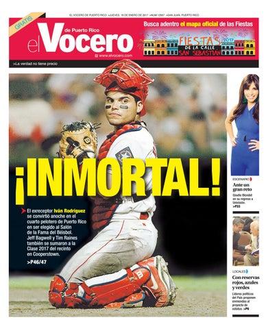 Edición 19 de Enero 2017 by El Vocero de Puerto Rico - issuu 1b4c4cd58a7