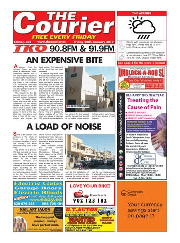 The Courier Edition 305 By The Courier Newspaper Issuu