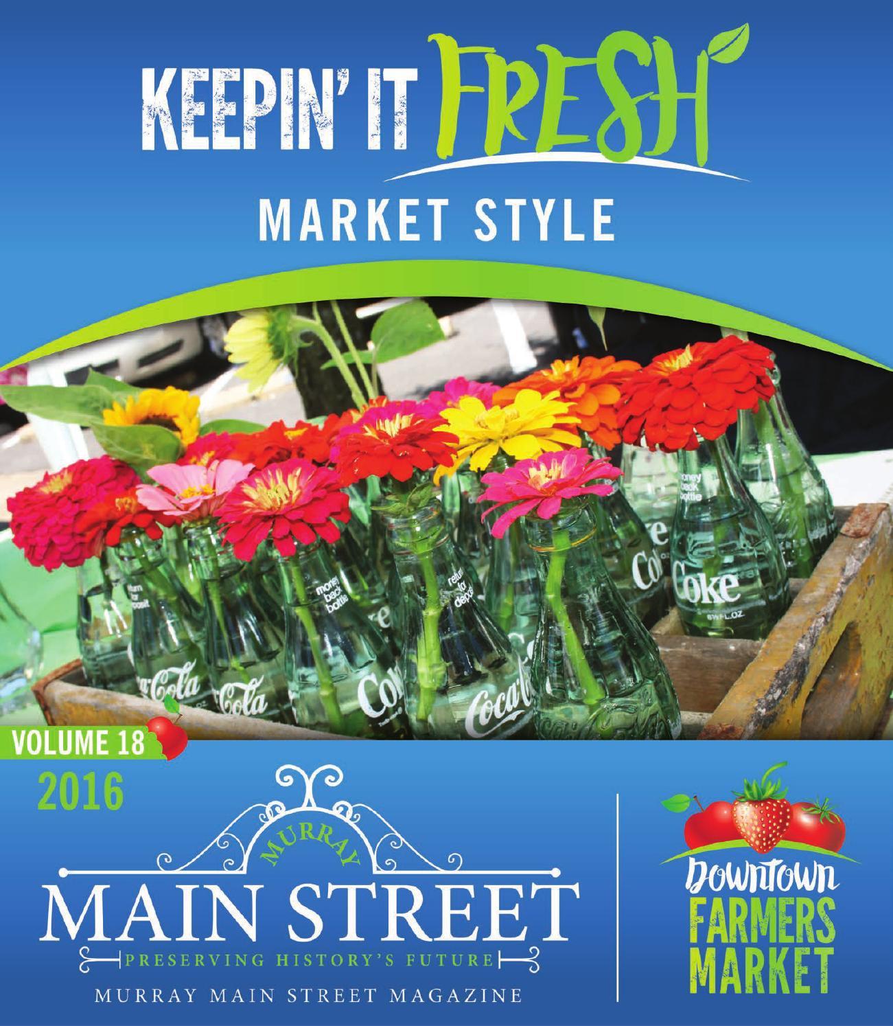 Murray Main Street Magazine by Helix Creative, LLC - issuu