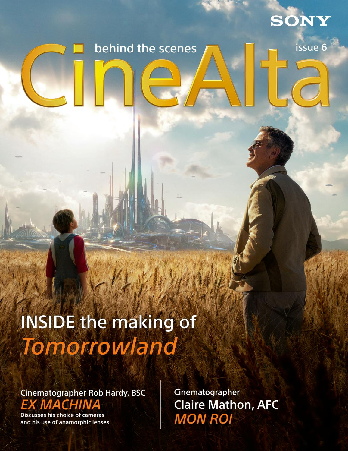 CineAlta Issue 6 By Sony Professional