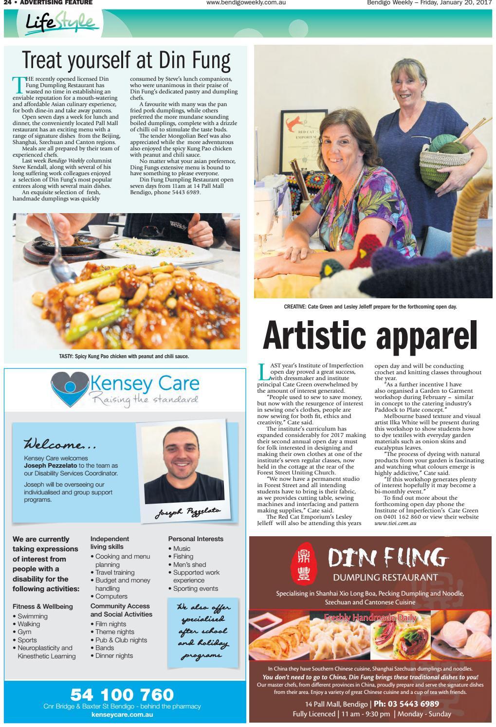 Bendigo Weekly 1002 by Bendigo Weekly - issuu