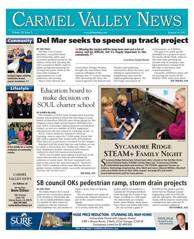 6faf16d64bf Carmel valley news 01 19 17 by MainStreet Media - issuu