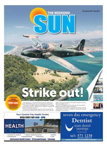 a44b82fb Weekend sun 20 january 2017 by SunLive - issuu