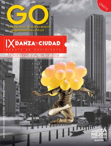 fc6626449733 Noviembre 1 a Diciembre 9 de 2016 · GO 129 · Bogotá - Colombia