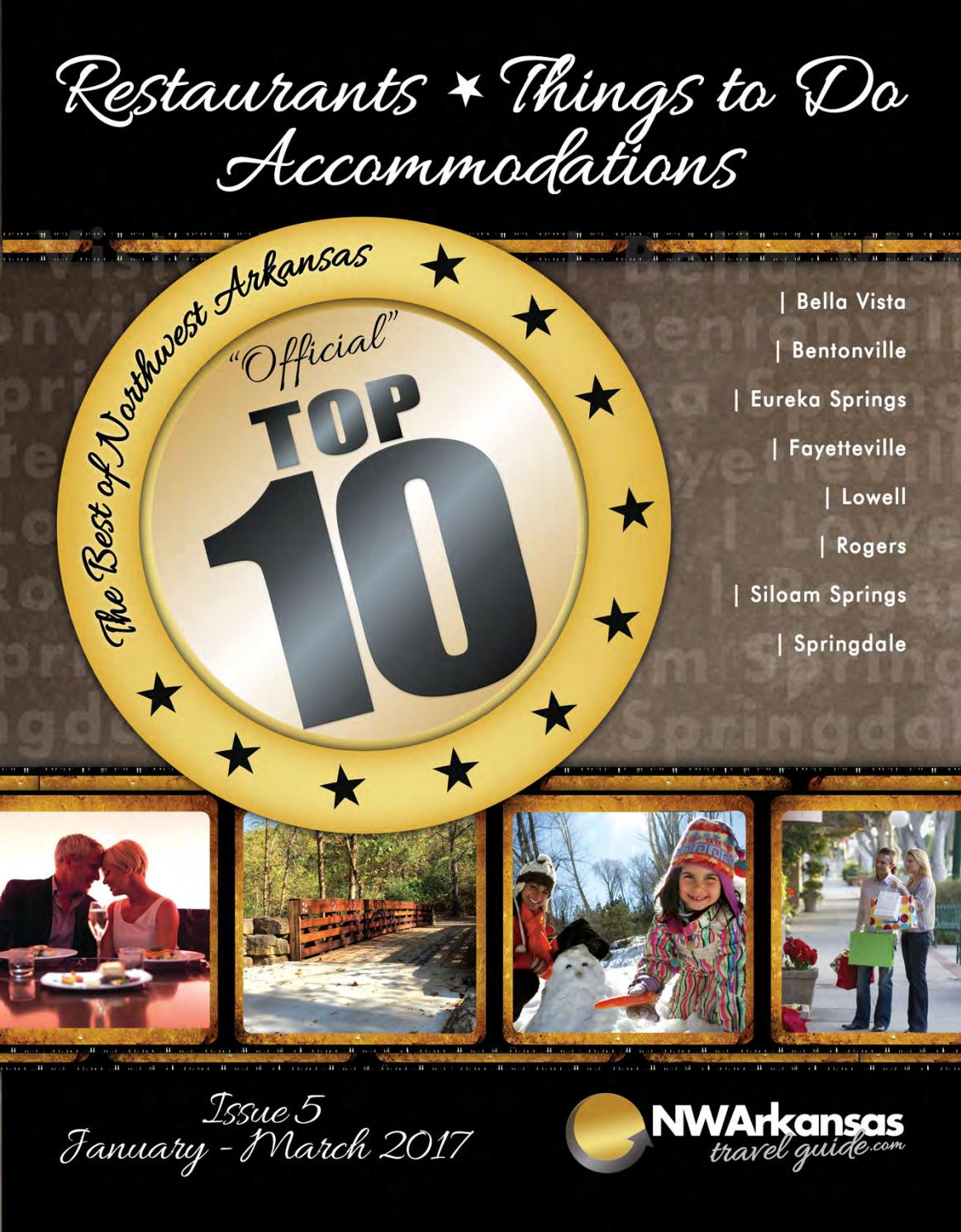Northwest Arkansas Travel Guide Best Of Nwa Top 10 Lists