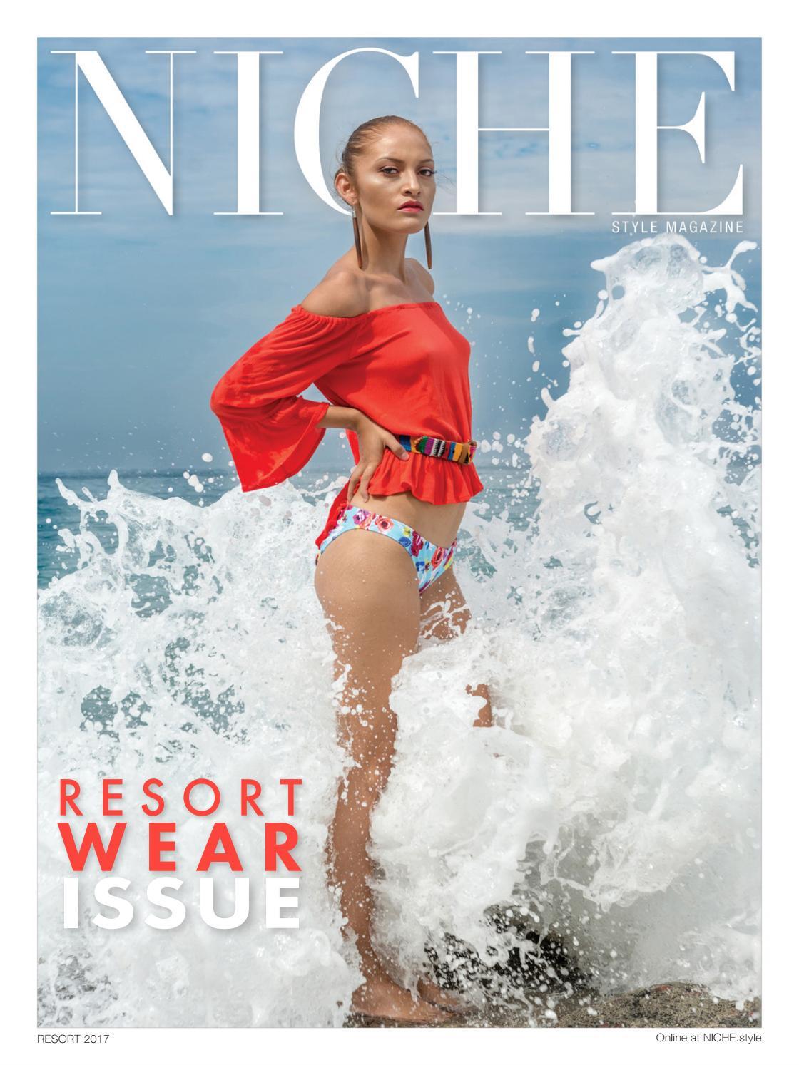 8070b39b4dc Niche Fashion Resort Wear 2017 by NICHE magazine - issuu