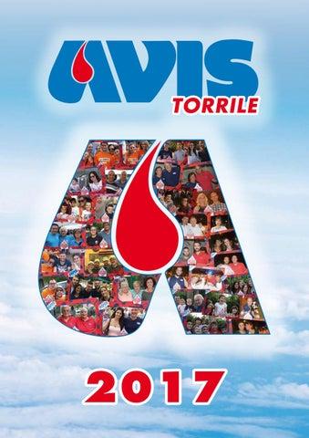 Calendario Avis.Calendario Avis Torrile 2017 By Avis Torrile Issuu