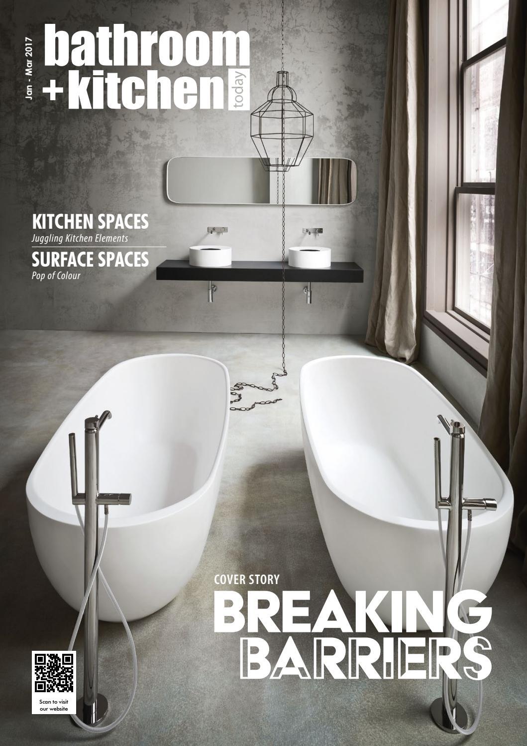 Bathroom Kitchen bathroom + kitchen today : vol. 1 / 2017bathroom + kitchen