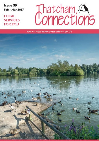 Thatcham Connections Issue 59 By Ursula Aitken