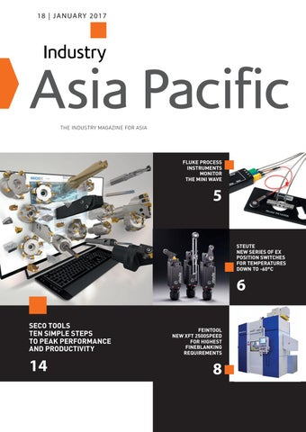 Industry Asia Pacific 18